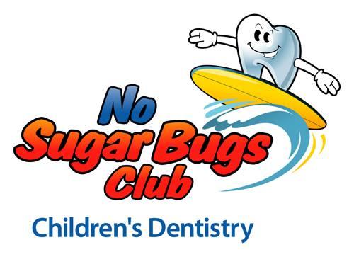 No Sugar Bugs Club Logo