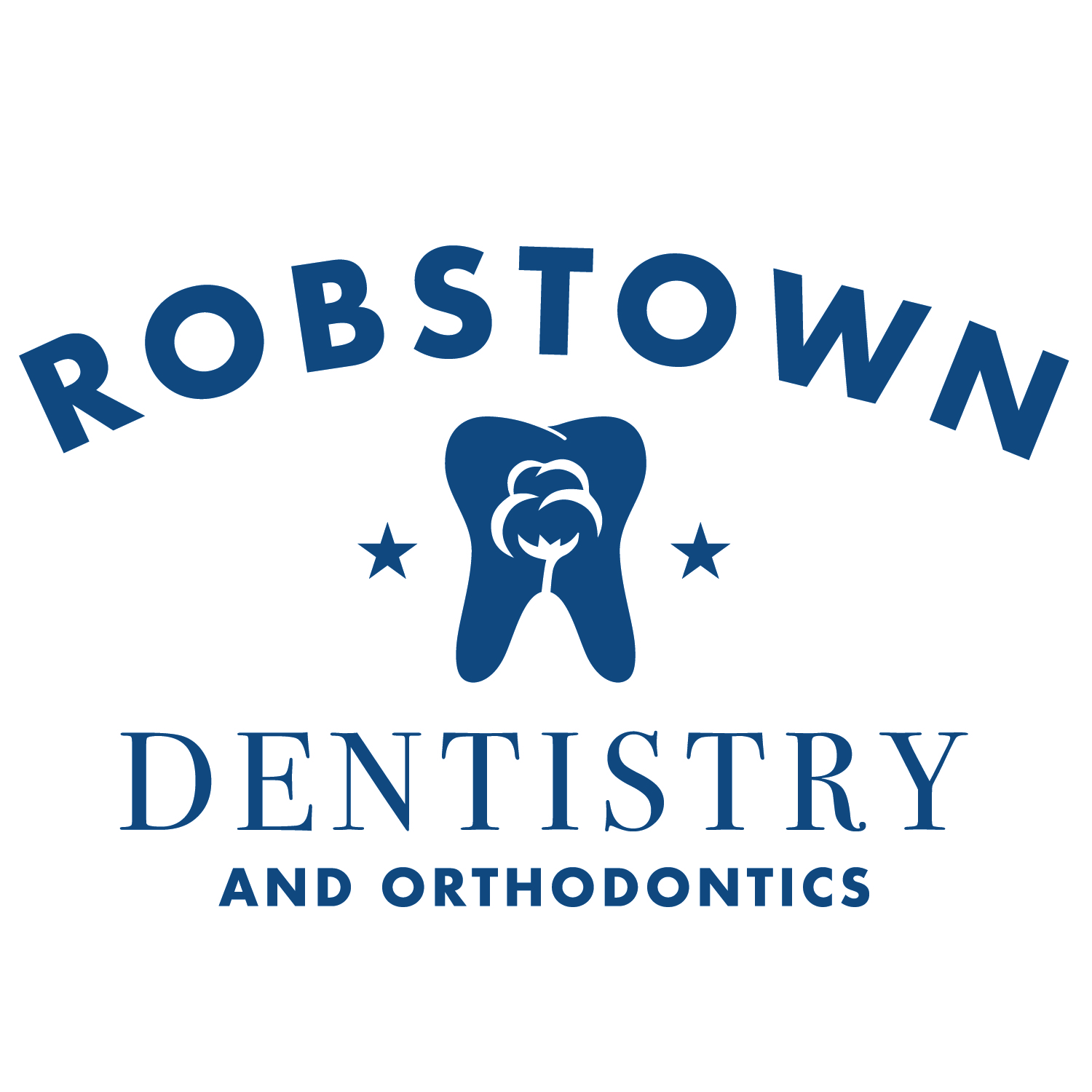 Robstown Dentistry & Orthodontics Logo Final_Blue